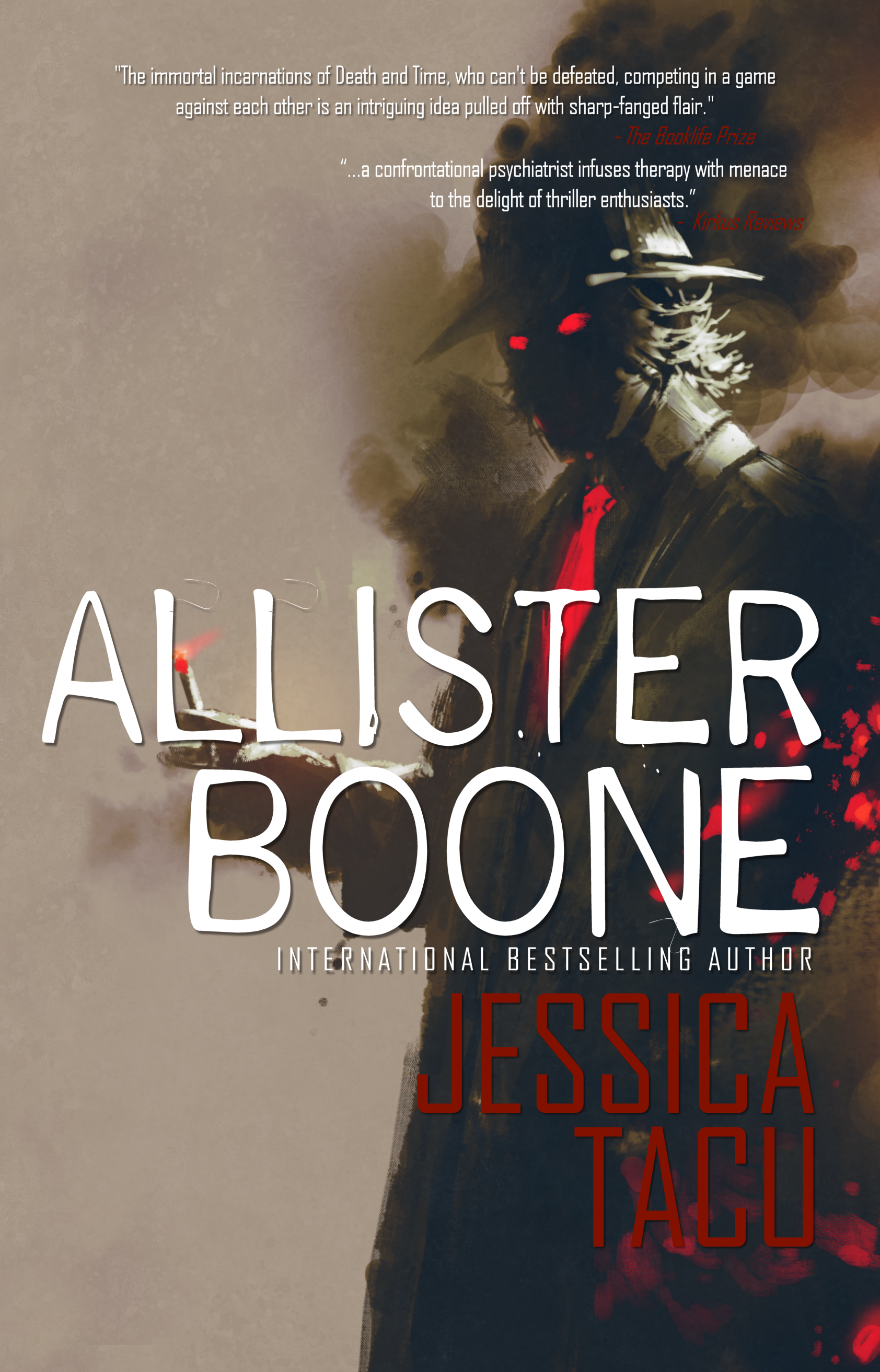 Deeper Insight Into Allister Boone – And Me